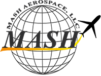 Mash Aerospace Mobile Retina Logo